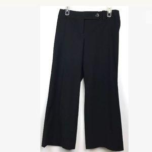 Ann Taylor Loft Julie Trouser Career Black Pants